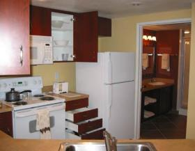 Grandview at Las Vegas - Unit Kitchen