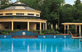 Williamsburg Plantation - outdoor pool