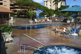 Kahana Villa Vacation Club - Pool & Hot Tub