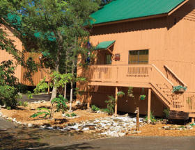 The Cabins at Green Mountain