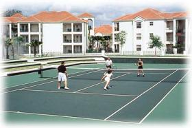 Star Island Resort - Tennis Court