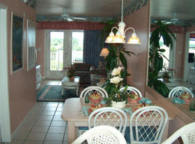 Vacation Villas at Fantasy World II - Dining Area