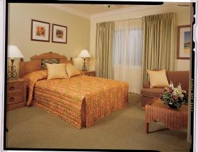 Marriott's Newport Coast Villas - Unit Bedroom