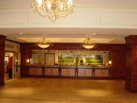 Marriott's Grand Chateau - Front Desk