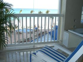 Club Regina Cancun - Unit Balcony