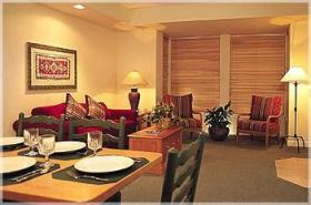 Marriott's MountainSide at Park City - Unit Living Area