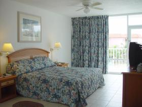 La Cabana Beach & Racquet Club - Unit Bedroom