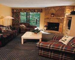 Gatlinburg Town Square - Unit Living Area
