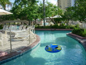 Wyndham Bonnet Creek Resort - Lazy River