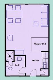 Sands of Indian Wells - Sage Brush Floor Plan