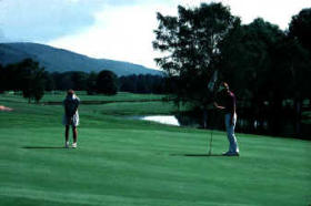 Ridge Top Village and Ridge Top Summit at Shawnee Resort - On Site Golf