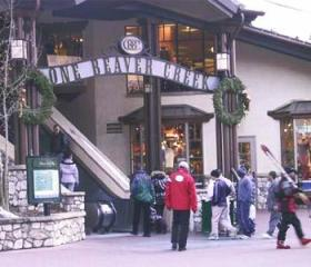 Beaver Creek Village Shopping