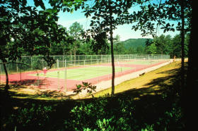 Massanutten's Mountainside Villas - tennis