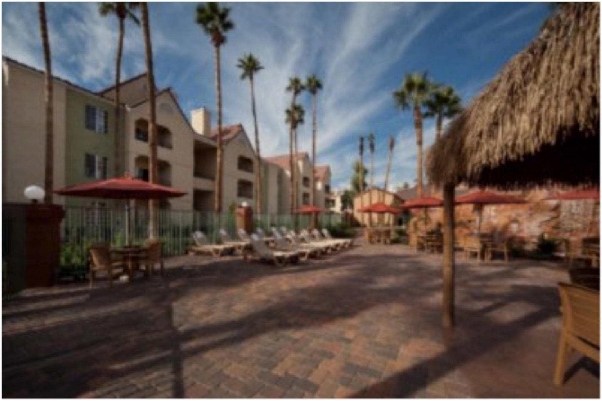 Timeshare rental at Holiday Inn Club Vacations at Desert