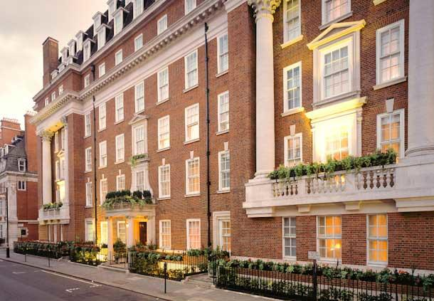 Marriott 39 s grand residence club mayfair london london for Quartiere mayfair londra