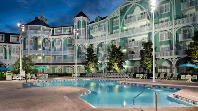 Disney 39 S Beach Club Villas Lake Buena Vista Florida