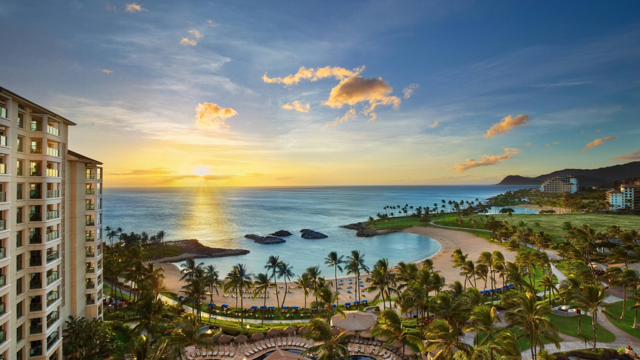 Marriotts Ko Olina Beach Club  RedWeek